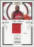 2009/10 Panini Playoff National Treasures Century Materials Prime #67 Elton Brand /25