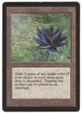 Magic the Gathering Beta Single Black Lotus LIGHT PLAY (NM)