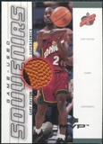 2000/01 Upper Deck MVP Game-Used Souvenirs #GPS Gary Payton