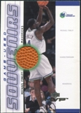 2000/01 Upper Deck MVP Game-Used Souvenirs #MFS Michael Finley