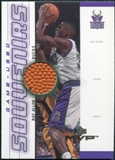 2000/01 Upper Deck MVP Game-Used Souvenirs #RYS Ray Allen