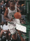 2000/01 Upper Deck Game Jerseys 1 #AWC Antoine Walker