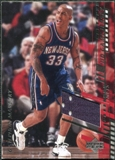 2000/01 Upper Deck Game Jerseys 1 #SMC Stephon Marbury