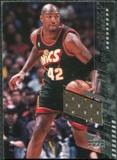 2000/01 Upper Deck Game Jerseys 1 #VBC Vin Baker