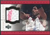 2000 Upper Deck Century Legends Legendary Jerseys #CDJ Clyde Drexler