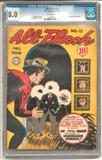 All-Flash #12 CGC 8.0 (OW) *1112911001*