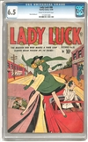 Lady Luck #86 CGC 6.5 (C-OW) *1112911009*