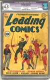 Leading Comics #1 CGC 4.5 (OW) Slight (A) Restoration *1112911011*