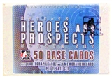 2011/12 In The Game Heroes & Prospects Hockey Hobby Update Set