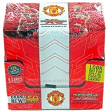 2011/12 Panini Manchester United Adrenalyn XL Soccer 50-Pack Box