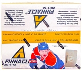 2011/12 Panini Pinnacle Hockey Retail 24-Pack Box