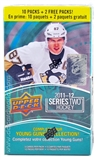 2011/12 Upper Deck Series 2 Hockey 12-Pack Box