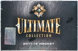 2011/12 Upper Deck Ultimate Collection Hockey Hobby Box