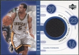2002/03 Upper Deck Scoring Threads #SCRM Ron Mercer R