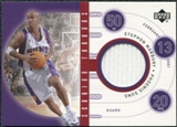 2002/03 Upper Deck Scoring Threads #SMST Stephon Marbury H