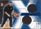 2001/02 Upper Deck SPx Winning Materials #MM Mike Miller WU/Shirt