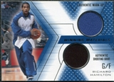 2001/02 Upper Deck SPx Winning Materials #RH Richard Hamilton WU/Shirt