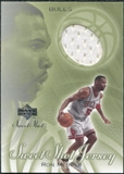 2001/02 Upper Deck Sweet Shot Game Jerseys #RM Ron Mercer
