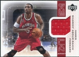 2002/03 Upper Deck Game Plan Jerseys #SAGP Shareef Abdur-Rahim