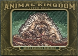2011 Upper Deck Goodwin Champions Animal Kingdom Patches #AK41 North American Porcupine LC