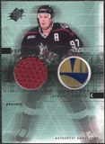2000/01 Upper Deck SPx Winning Materials #JR Jeremy Roenick Jersey Stick