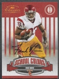 2008 Donruss Classics Football Fred Davis Rookie Auto #47/50