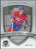 2005/06 Upper Deck The Cup #55 Steve Shutt /249