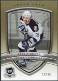 2005/06 Upper Deck The Cup Gold #91 Brad Richards 13/25