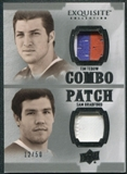 2010 Upper Deck Exquisite Collection Patch Combos #TB Sam Bradford Tim Tebow /50