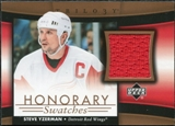 2005/06 Upper Deck Trilogy Honorary Swatches #HSSY Steve Yzerman