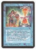 Magic the Gathering Alpha Single Timetwister LIGHT PLAY (NM)