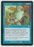 Magic the Gathering Mercadian Masques ITALIAN Single Bribery - SLIGHT PLAY (SP)