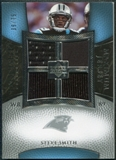 2007 Upper Deck Exquisite Collection Maximum Jersey Silver #SM Steve Smith /75