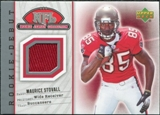 2006 Upper Deck Rookie Debut Rookie Jerseys #82TE Maurice Stovall