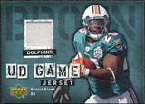 2006 Upper Deck Game Jerseys #GJRB Ronnie Brown