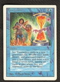 Magic the Gathering Unlimited Single Timetwister LIGHT PLAY (NM)