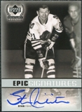 1999/00 Upper Deck Century Legends Epic Signatures #SM Stan Mikita Autograph