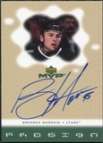 2000/01 Upper Deck MVP ProSign #BM Brenden Morrow