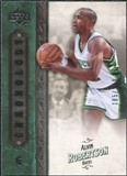 2006/07 Upper Deck Chronology #4 Alvin Robertson /199