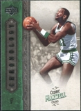 2006/07 Upper Deck Chronology #18 Cedric Maxwell /199