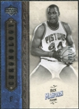 2006/07 Upper Deck Chronology #39 Rick Mahorn /199