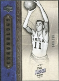 2006/07 Upper Deck Chronology #70 Paul Arizin /199