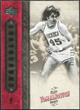 2006/07 Upper Deck Chronology #78 Rudy Tomjanovich /199