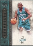 2006/07 Upper Deck Chronology #81 Ricky Pierce /199