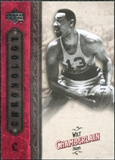2006/07 Upper Deck Chronology #96 Wilt Chamberlain /199