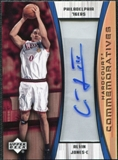 2002/03 Upper Deck Hardcourt Autographs #AJC Alvin Jones