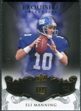 2008 Upper Deck Exquisite Collection #64 Eli Manning /75