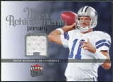 2006 Fleer Ultra Achievements Jerseys #UADB Drew Bledsoe