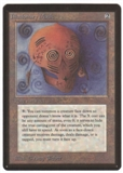 Magic the Gathering Beta Single Illusionary Mask UNPLAYED (NM/MT)