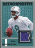 2006 Fleer Hot Prospects Retrospective Jerseys #REDC Daunte Culpepper